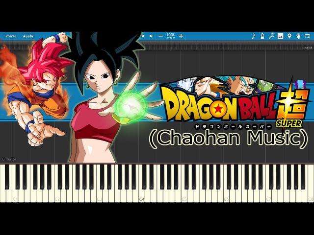 Chaohan Music - Alcala - ED6 Dragon Ball Super (Piano Tutorial)