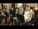 Первая репетиция сюрприза для Александра Градского. Голос-2. Специальный репортаж