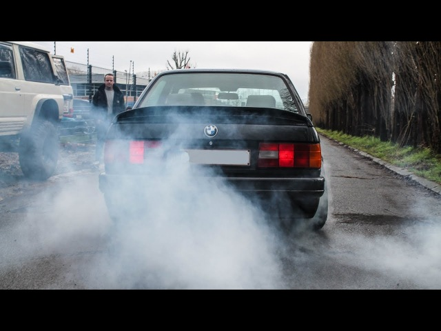 Ultimate BMW E30 Compilation | Burnouts, Slides,Flames,...