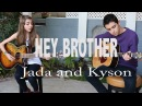 Avicii's 'Hey Brother' cover by Jada Facer and Kyson Facer