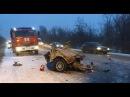 ДОКУМЕНТАЛ Подборка жестоких аварий на дорогах. ДТП 2018 Сar crash compilation