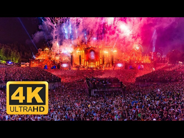 Tomorrowland - This Was Tomorrow Aftermovie UHD 4K