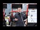 Воробьев передал подмосковным муниципалитетам коммунальную технику