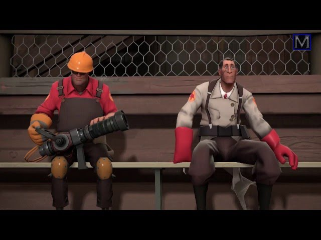 Need More Metal [SFM] (Rus) TF2 99 | TEAM FORTRESS 2 НА РУССКОМ