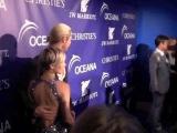 Chris Hemsworth and Luke Hemsworth attend Oceana Gala 2013
