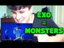 Vocal Coach Reaction to EXO EL DORADO EXO'luXion live @ Tokyo Dome