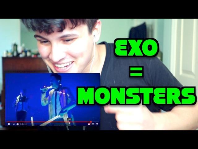 Vocal Coach Reaction to EXO - EL DORADO (EXO'luXion live @ Tokyo Dome)