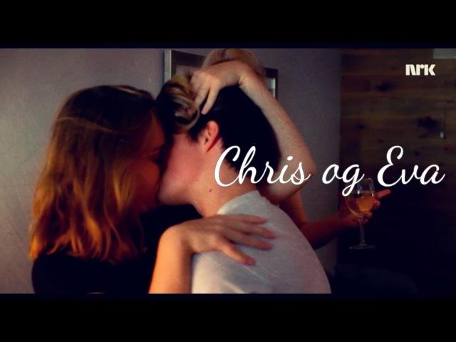 Chris Eva || i hate you, i love you [skam]