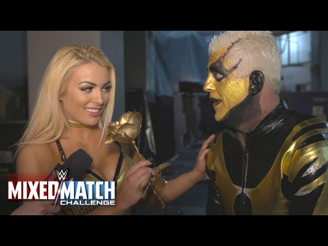 Will Mandy Rose continue to be Goldust's leading lady
