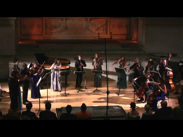 Appalachian Spring by Aaron Copland performed by Perspectives Ensemble