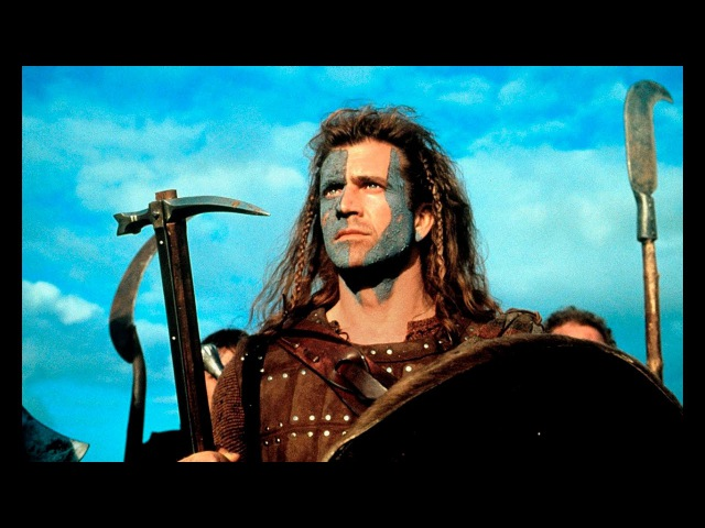 Braveheart 1995 Mel Gibson Sophie Marceau Patrick McGoohan