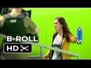 Teenage Mutant Ninja Turtles B-ROLL 1 (2014) - Live-Action Ninja Turtle Movie HD