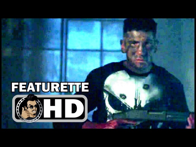 Marvel's THE PUNISHER Featurette - Frank Castle (2017) Netflix Superhero Series HD