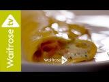 Heston Blumenthal's Smoked Salmon Omelette Waitrose