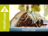 Heston Blumenthal's Pulled Pork with Cabbage Slaw Waitrose