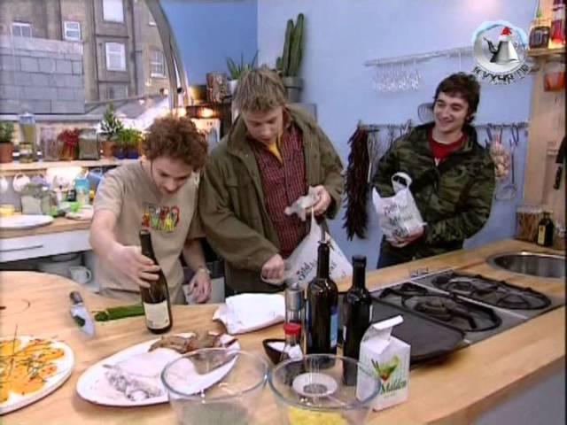 Жить вкусно с Джейми Оливером 31 серия