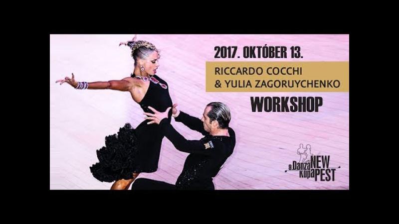 Riccardo Cocchi / Yulia Zagoruychenko, 9.Danza Kupa 2017- Showdance Paso Doble