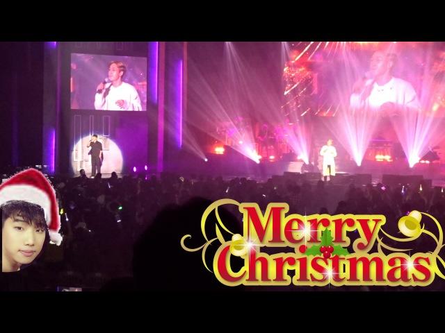 クリスマスコンサートSG WANNABE 2016.12.24