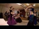 Iris Tribe Sexy Chiftetelli Lorke Lorke ATS® bellydance live music set Art Jam