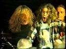 Merciless Sepultura Sodom Live Rockborgen Fagersta Sweden 07 10 1989