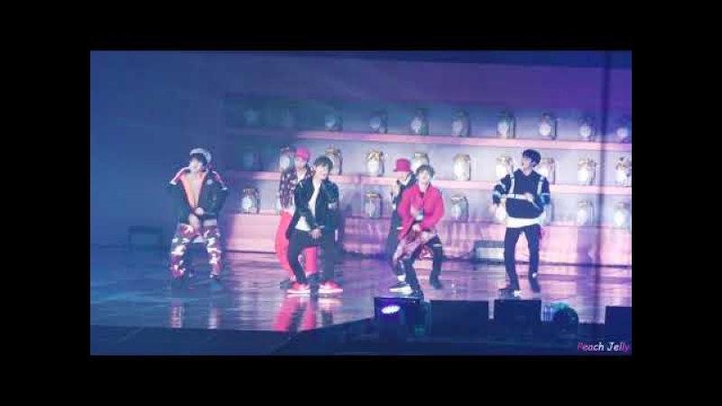 180113 방탄소년단(BTS) Come Back Home / 4TH MUSTER by Peach Jelly