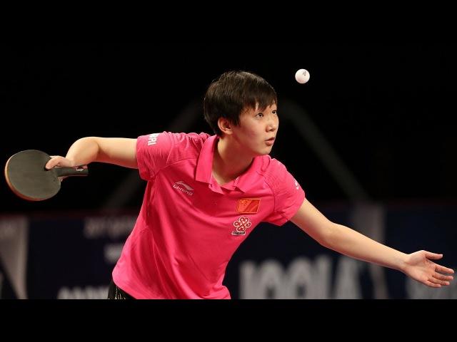 [WS-SF] 2018 Hungarian Open - WANG Manyu Vs CHEN Xingtong - Full Match - HD720p60f