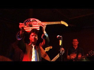 The Coverups (Green Day) - Ziggy Stardust (David Bowie cover) – Live in San Francisco