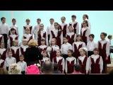 Четыре таракана и сверчок (итальянская песня, обработка А. Долуханяна) - Младши...