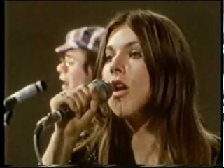 Curved Air - Live Performance for French TV (1972)