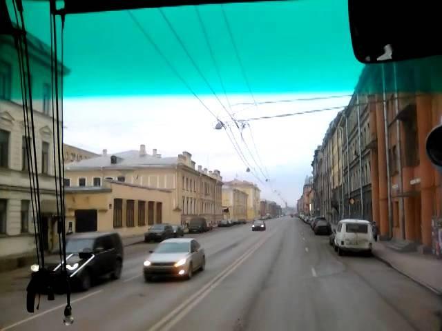 Алексей Аранович :: Военный Петербург, экскурсия. 29-11-2014 №5
