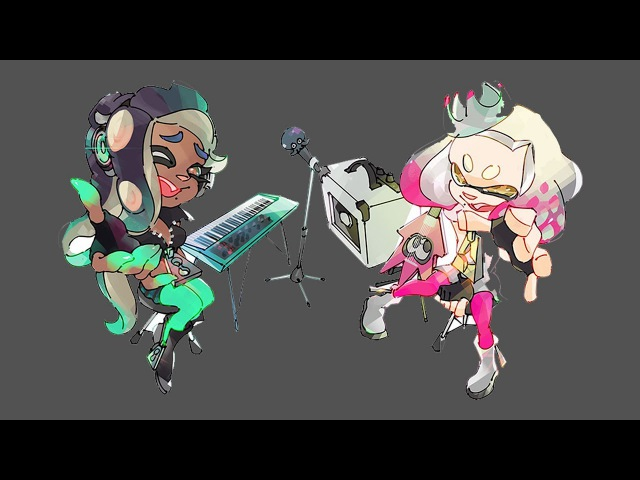 OFF THE HOOK VS THE SQUID SISTERS [Splatoon Music Mix]