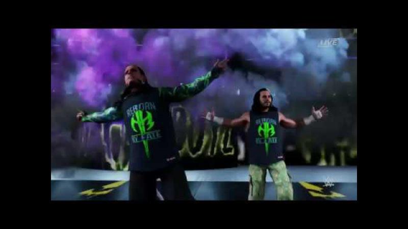 Нарезочка в WWE 2K18 - The Hardy Boyz vs The BAR (Iron Man Tag Team Match) ПЕРЕПИСАЛИ ИСТОРИЮ