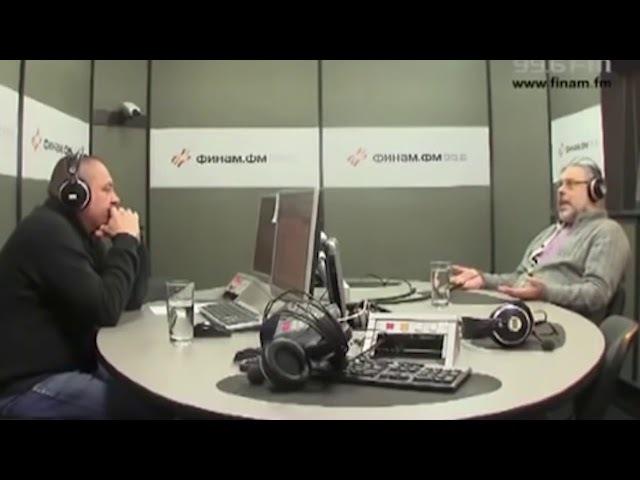 Степан Демура и Михаил Хазин. Спор о Пyтинe!