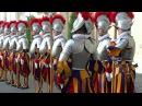 Швейцарская гвардия принимает присягу в Ватикане