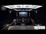 Mercedes Benz V klasse 2017 Everest X222