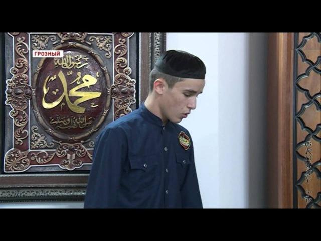 Рамзан Кадыров посетил школу хафизов в Грозном