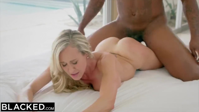 BLACKED Brandi Love Fucks Her Step Daughters BBC Boyfriend