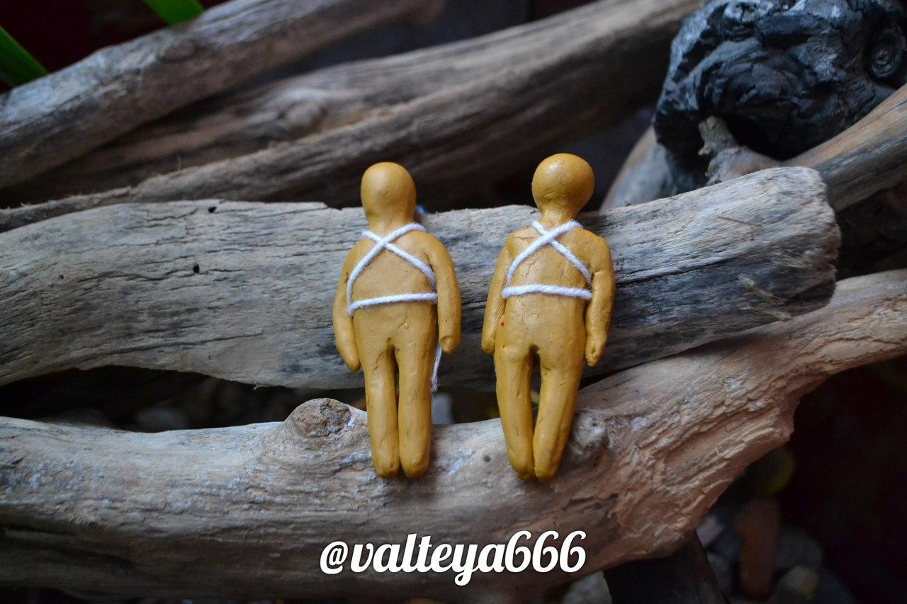 Киев - Куклы-талисманы для привлечения благ. Черный Вольт  - Страница 2 5Y7K5TlZez8
