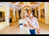 Танец молодых. Максим Фадеев и Наргиз Закирова  -
