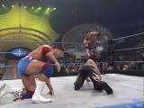 |WM| Chris Jericho & The Rock vs Big Show & Kurt Angle - Smackdown 24.02.2000