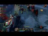 Sumiya Invoker vs BurNIng Tiny Carry Epic Legendary China Battle Dota 2