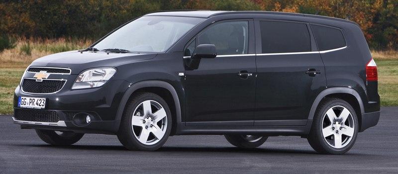 Chevrolet Orlando не вернется на российский рынок
