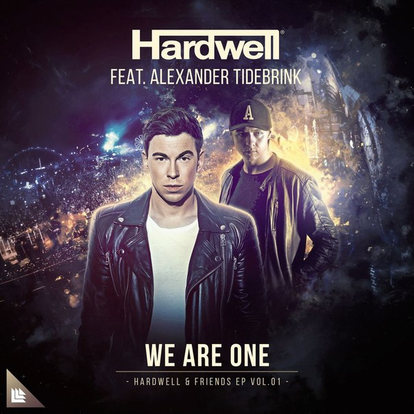 Hardwell & Alexander Tidebrink - We Are One (Instrumental Mix)
