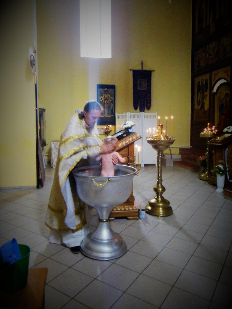 храм, церковь, прихожане, крещение