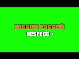 Футаж на зелёном фоне / Миссия выполнена (MISSION PASSED)