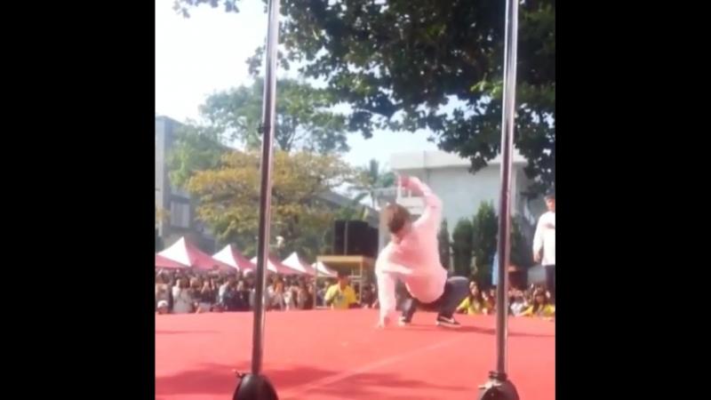 Locking Jack Xu Kaihao 2016
