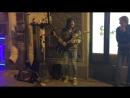 Кавер на гитаре Миссия невыполнима (Уличный музыкант, Питер)