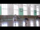БАТЛ/ 1 РАУНД/ ОКСАНА И САША