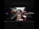 DAMIE Showreel 1 promo web-site