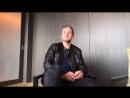 Entrevista a Tom Chaplin vocalista de la banda Keane en Lima 12⁄09⁄2017